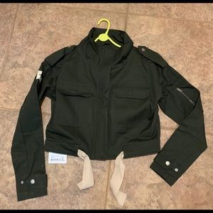 Vintage Cropped Lorna Jane Jacket